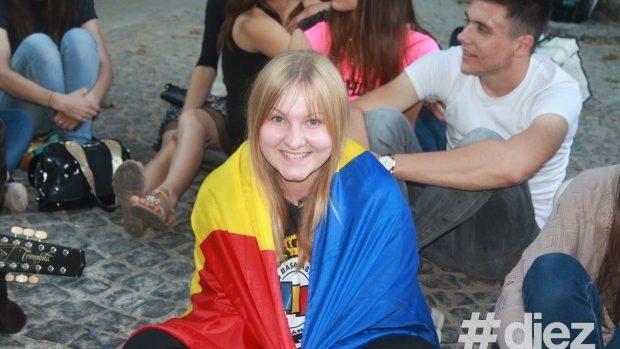 Tinerii Moldovei recrutează liceeni