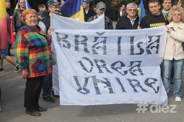 Unionişti din Brăila