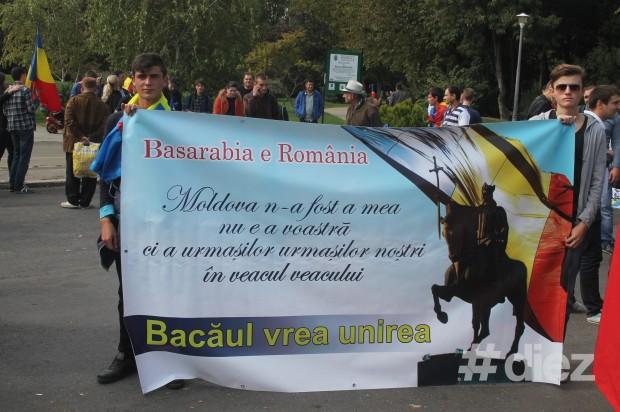 Unionişti din Bacău