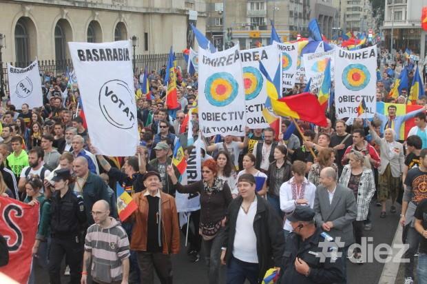 Participanţii votează pentru Basarabia