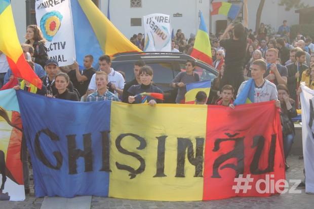 Tinerii din Chişinău