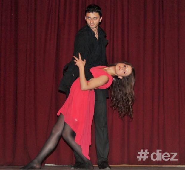 Proba dansului