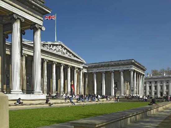 Muzeul Britanic. PC: tripadvisor.com