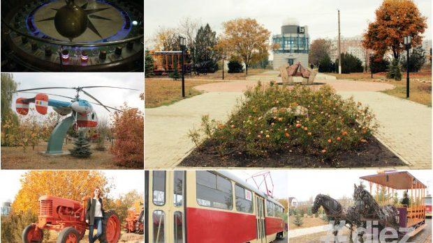(foto) Cele mai atrăgătoare exponate ce aparțin Universității Tehnice a Moldovei
