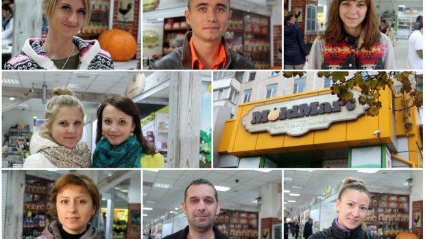 (vox) De ce locuitorii orașului Chișinău aleg să-și facă cumpărăturile la MoldMart?