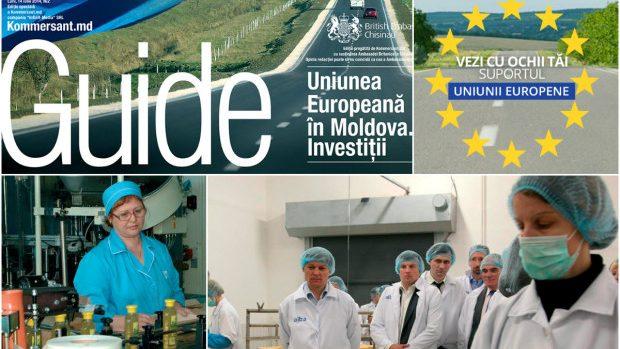 Cum se descifrează acronimul E.U.R.O.P.A. pentru tinerii din Moldova