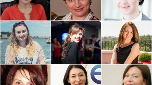 "Lista profesionistelor nominalizate pentru ""Women in ICT"""