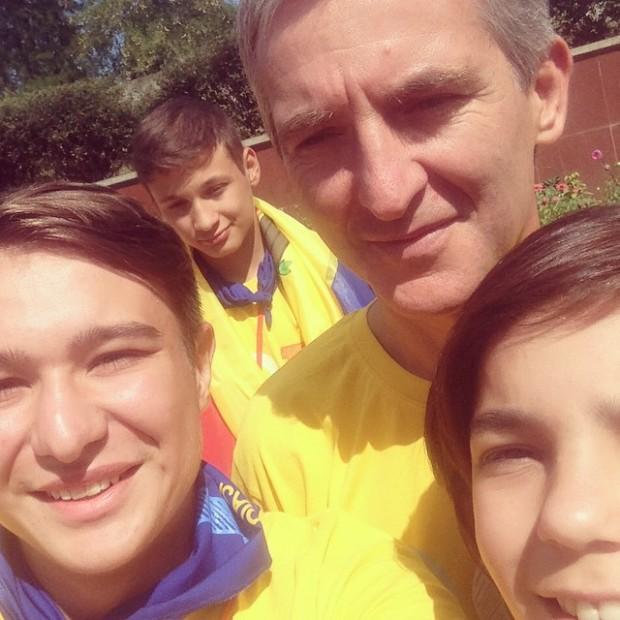 Iurie Leancă la tabăra DOR PC: Adrian Bratu