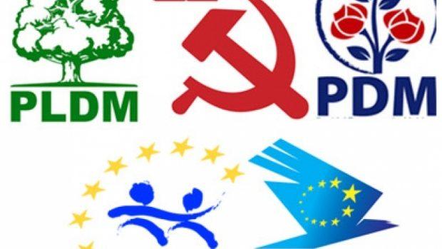Care sunt cele 40 de partide ce intenţionează să se înscrie în scrutinul din 30 noiembrie