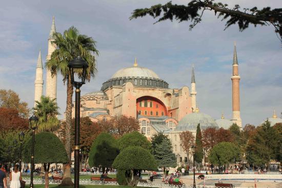 Muzeul Hagia Sophia. PC: tripadvisor.com