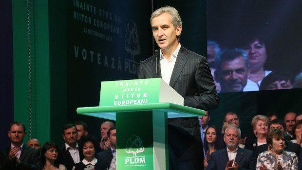 Iurie Leancă va fi candidatul PLDM la funcţia de prim-ministru