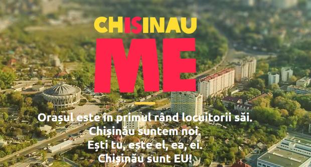 (foto) Chișinău Is ME – proiectul care își dorește să coloreze viu Capitala
