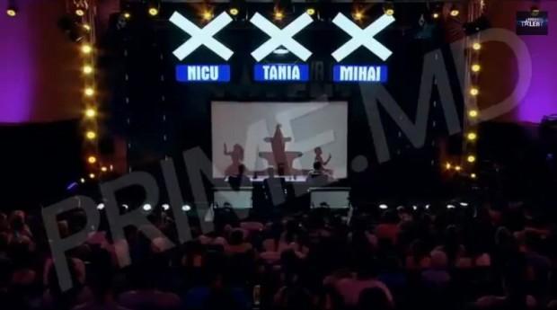 """(video) Trupa """"Space"""" a făcut un show emoționant la """"Moldova Are Talent"""""""