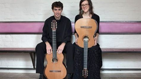 (video) Un frumos duet de chitariști va susține un recital la Filarmonica Națională