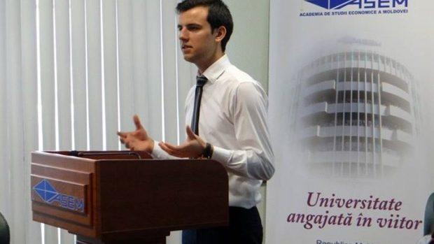 Nicolai Loghin, despre cum e să fii Președintele Asociației Studenților