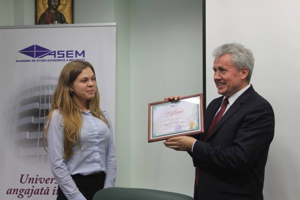 Cei mai buni studenți ai ASEM PC: Senatul ASEM