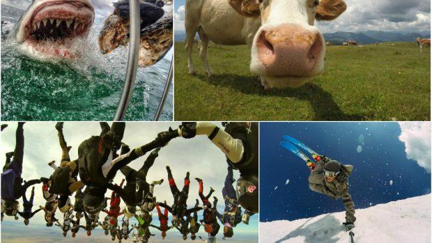 (foto) 14 fotografii captivante surprinse cu GoPro