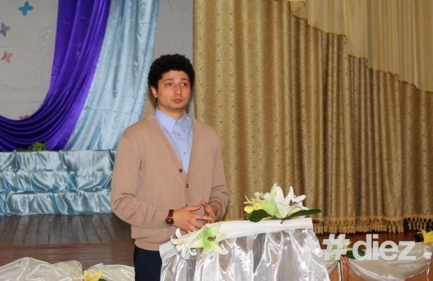 Radu Marian, coordonatorul proiectului