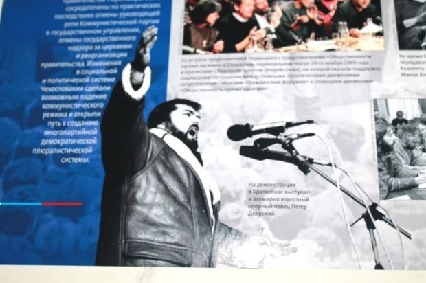 """25 de ani de la """"Revoluția de Catifea"""" din Cehoslovacia omagiați la Chișinău"""
