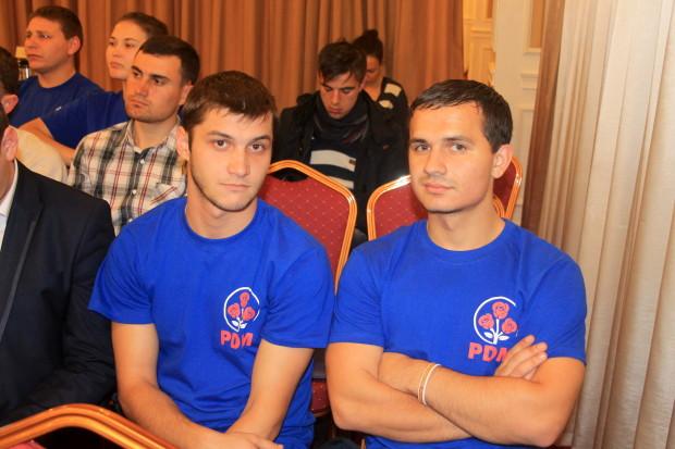 Organizațiile de tineret ale partidelor politice și-au prezentat programele electorale