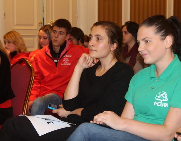 Participanți la eveniment