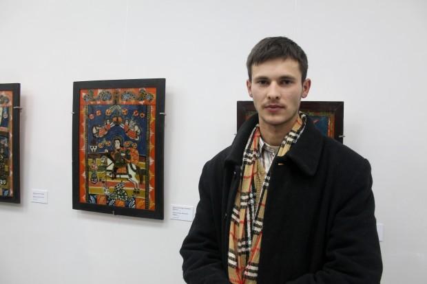 Andrei Eșanu, restaurator