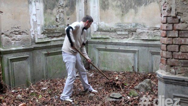 Acțiune de salubrizare: Cimitirul evreiesc are nevoie de ajutorul tău