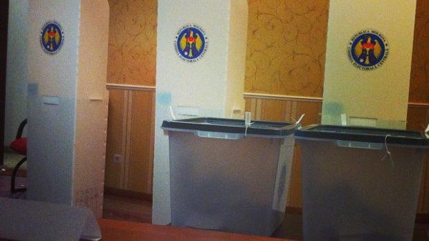 Alegeri 2014: Rata prezenței la alegerile parlamentare este de 55,86%