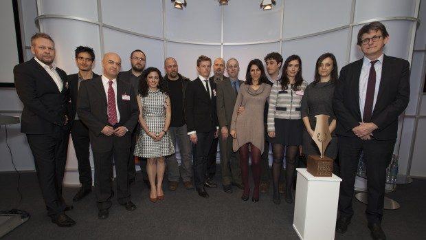 Jurnaliștii pot concura pentru Premiul European al Presei