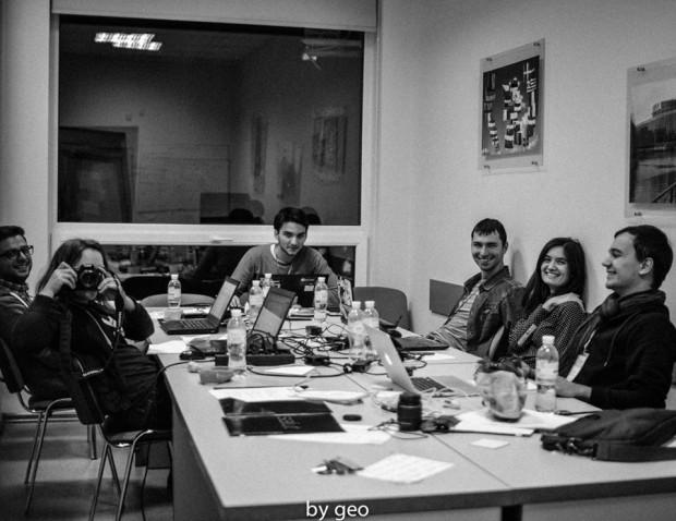 Echipa Hello Career, PC: Geo Lupașcu