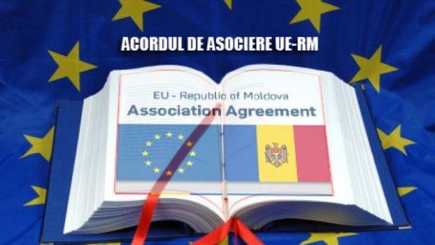 Parlamentul European a ratificat Acordul de Asociere UE – RM