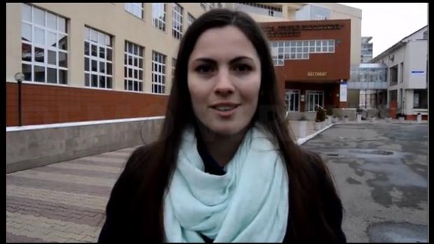 (video) Alegeri 2014: În Bacău a fost deschisă o secție de votare la inițiativa tinerilor basarabeni