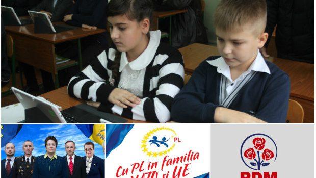 Alegeri 2014: Ce soluții oferă concurenții electorali sistemului de învățământ din Moldova