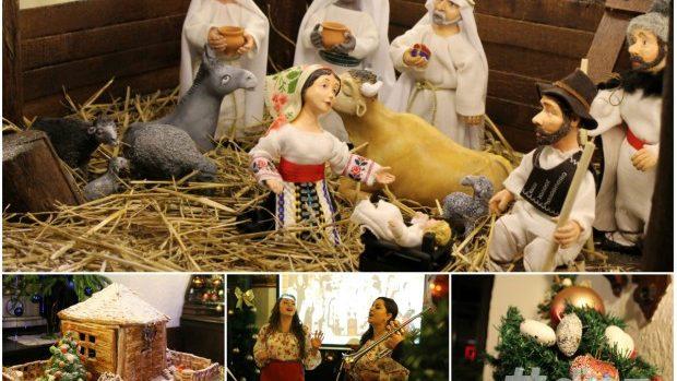 """(foto) Ce surprize ne așteaptă la """"Satul de Crăciun"""" de la Vatra"""