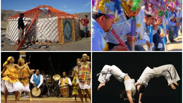 (video, foto) Tradiții internaționale excentrice incluse pe lista patrimoniului UNESCO