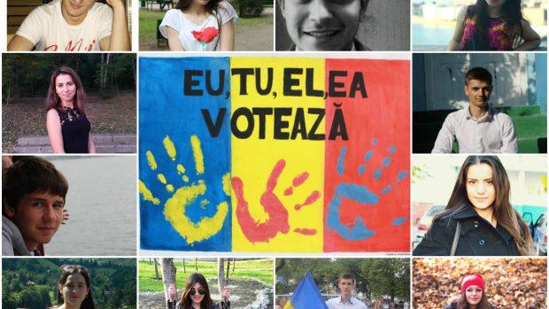 (vox) Alegeri 2014: Cum a fost să votezi pentru prima dată?