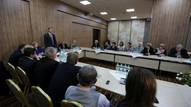 PDM se angajează să susțină ucrainenii și toți concetățenii de alte etnii
