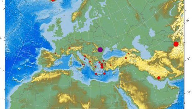 Cutremur cu o magnitudine de 5,5 grade, resimțit la Chișinău