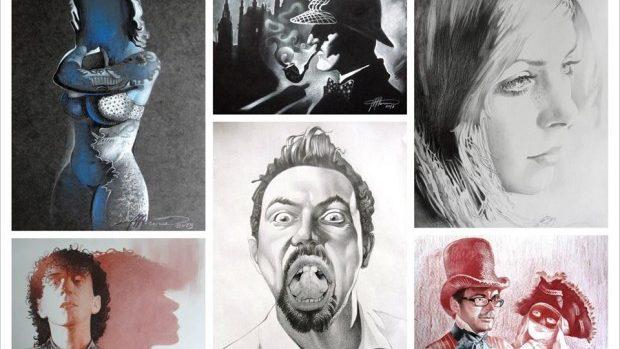 """Expoziția de pictură """"Adrian Moraru – 33 stări"""" va fi vernisată în curând"""
