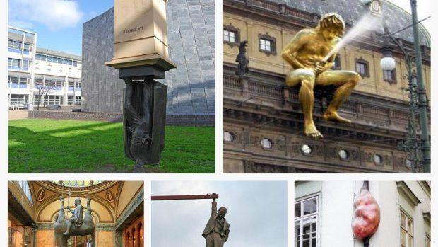 (foto) 20 cele mai ciudate sculpturi din lume