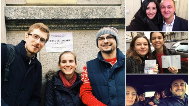 (foto) Alegeri 2014: Selfie-urile care unesc cetățenii Republicii Moldova