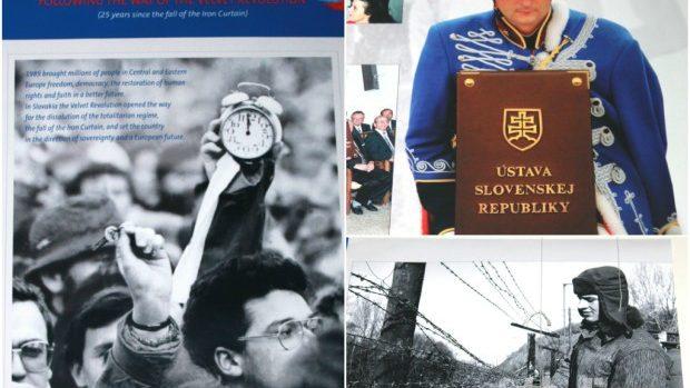 """(foto) 25 de ani de la """"Revoluția de Catifea"""" din Cehoslovacia, omagiați la Chișinău"""
