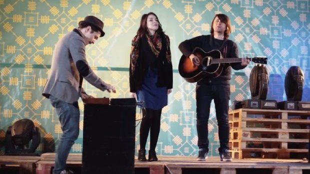 (video) Lilian Severin și Igor Buzurniuc au lansat o piesă care te face să te simți european
