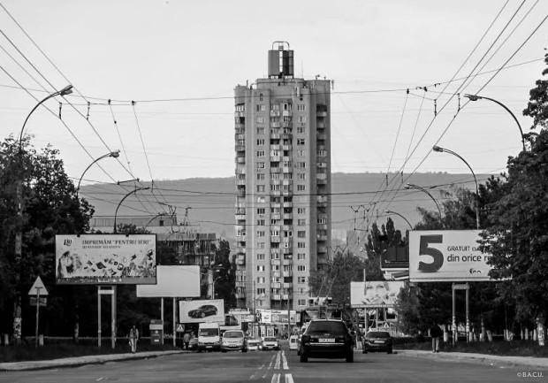 Complex Locuințe colective Bulevardul Dacia