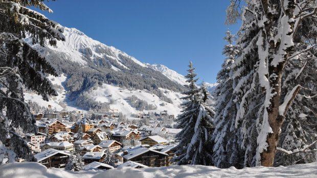 (foto) Topul celor mai bune stațiuni de schi din Europa