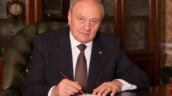 (video) Mesajul Președintelui Nicolae Timofti cu prilejul Anului Nou 2015