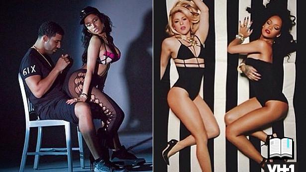 (video) Top 15 cele mai sexy videoclipuri din 2014