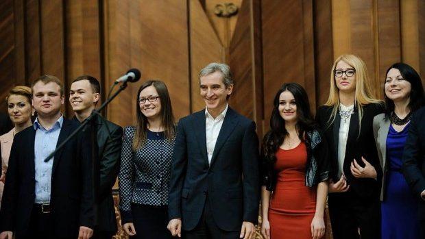 Sâmbătă vor fi premiați cei mai buni studenți moldoveni care învață peste hotare