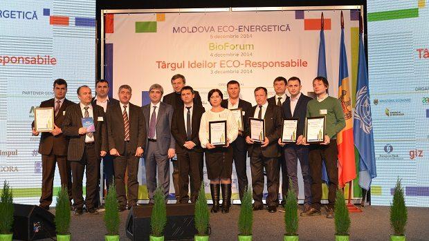 Ideiile eco-responsabile au fost prezentate în premieră la Chișinău