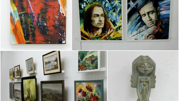 """(foto) Bilanțul artistic al acestui an la expoziția-concurs """"Autumnala 2014"""""""
